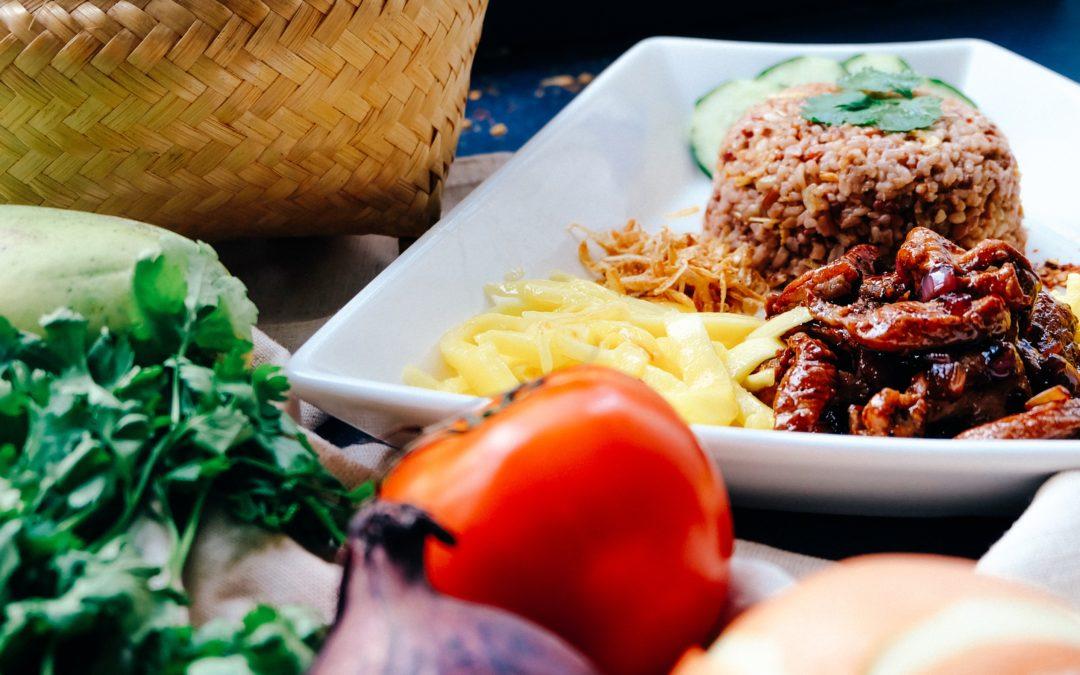 Lowering Cholesterol Through Diet
